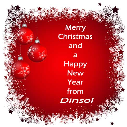 Seasons Greetings from Dinsol